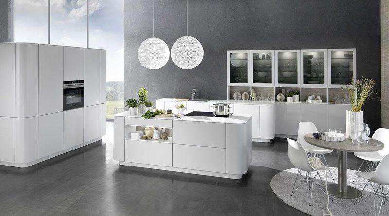 kuche zu dunklem boden, deckengestaltung - küche kaufen küchenstudio küchenplaner, Design ideen