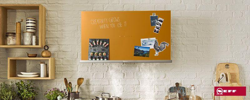 Kreative Dunstabzugshauben von Neff für kreative Küchen. - Küche ...
