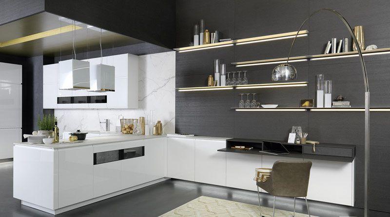 Wandgestaltung - Küche kaufen Küchenstudio Küchenplaner ...