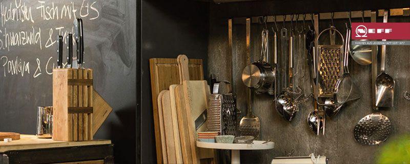 neff einbaugeräte - willkommen in der neff markenwelt. - küche ... - Neff Küche